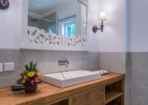 Bathroom/ensuite in apartment, Umalas Suites, Bali