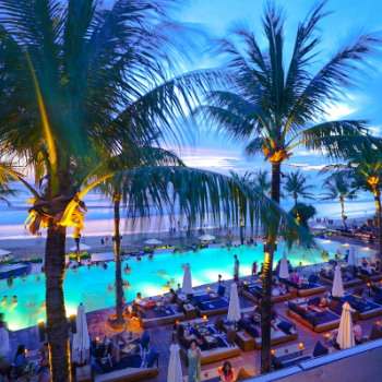 Potato Head Beach Club in Bali